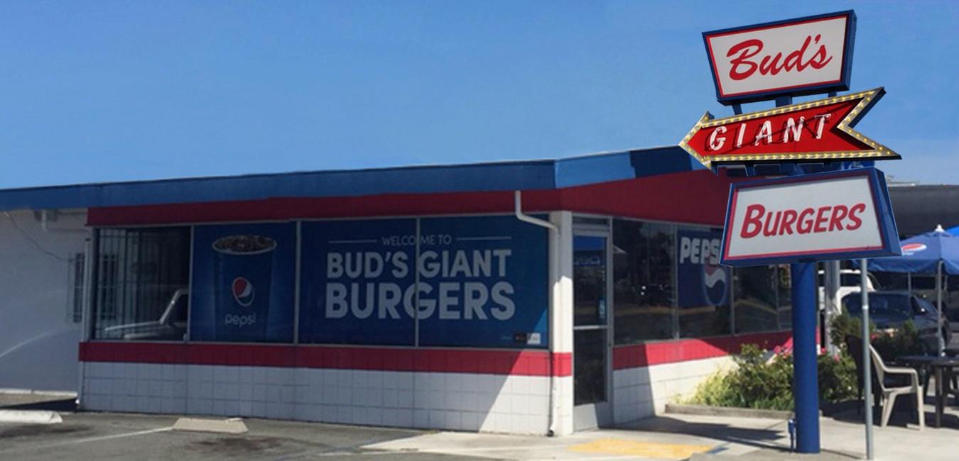 Bud's Burgers